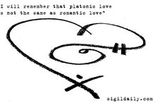 Sigils For Love / Magickal sigils for love, relationships and more!