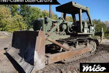 CAT D7G 3GF00062 / Low-Hours Cat D7G 3GF00062 Crawler Dozer for Sale. Visit Mico Equipment for Used & New Cat Heavy Crawler Dozers at Competitive Prices, Backed By Professional Support and Services.