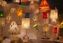 lampade mosaico