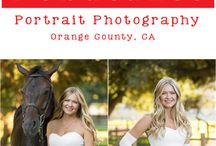 Debutante portraits / Every year, we photograph over 100 debutantes in the Orange County area. Here are some of our favorites.