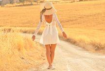 FASHION • Summer Dress