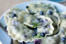 Savory Wild Blueberries / by WildBlueberries