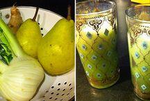 Juice Me! Green recipes