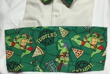 Ninja Turtle Wedding