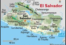 El Salvador in Central  America / People, traditions, places to visit & delicious food! / by Maria Khalil