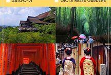 Japan Trip Ideas