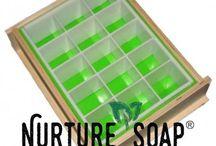 formy mydła