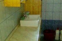 Pine wood bathroom vanities / pine wood bathroom vanities