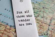 Nomadic Life / Travel, travel, travel...