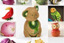Kreativní potraviny