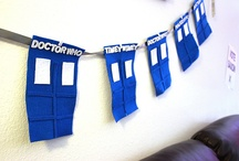 Dr Who Party Theme