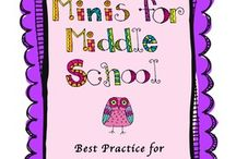 Middle School / by Jennifer Opp