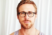 Ryan Gosling  / You're welcome.  / by Mao Alducente
