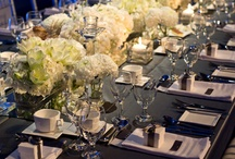 Centerpieces, Tablecloth, Chairs and More / by Teté Es