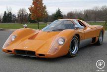 McLaren / McLaren Car Models