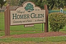 Homer Glen Real Estate / A search is already set up for real estate in Homer Glen - just add your price range & amenities plus learn about Chicago's newest suburb (incorporated in 2001). Keep up with Homer Glen's real estate sales statistics since 2005.