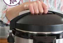 pressure cooker recipes/tips