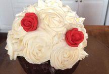 Mes gâteaux / Gâteau de roses
