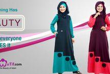 Model Gamis Terbaru Mutif 2016 / Koleksi gamis dan baju Muslim terbaru dari Mutif. Simple, Elegant and Beautiful.