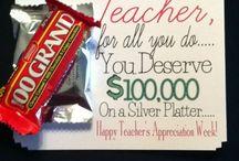 Teachers / by Nikki Wutzke