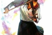 music anime