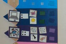 Organização da sala