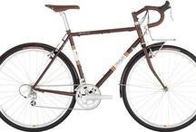 Randonneur Bicycles / Randonnee, randonneuse, randonneur, bicycles, classic bikes, steel frame