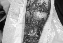 tattoo ships