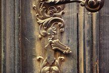 Puertas y picaportes