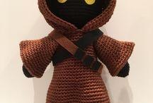 Crochet creatures etc