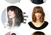 Hair/Beauty / by Megan Quinn