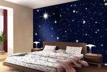 sterrenhemel slaapkamer