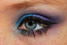 My beauty blog / My own Makeup Looks and posts on my blog.