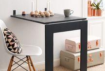 Møbler med multi funktion