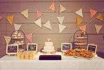 Party Decor / by Casee Turner