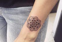Tatuaggio mandala