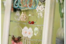 Craft show displays