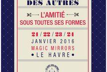 Festival littéraire Le Goût Des Autres / Retour en images sur le Festival le Goût Des Autres Edition 2016