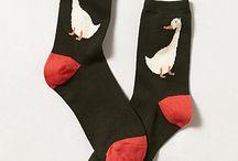 • Socks •