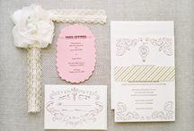 Weddings-paper / by April Stegeman