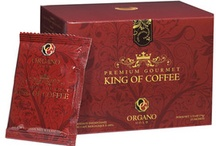 Organo Gold / All things #OrganoGold and #Coffee #Ganoderma / by Felix L. Griffin