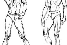 How to Draw the Human Body - Study