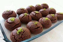 Brown kurabiye