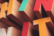 Typography / by Emile Rohlandt