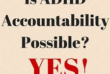 ADHD / Living with and alongside ADHD / ADD