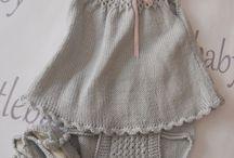 ropa a  crochet niña