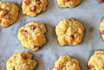 Cookies salé