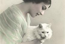 Donna e animale