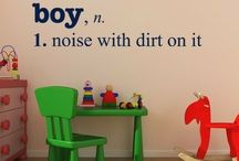 Children's Room Decor / by Go Bananas Toys