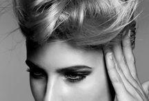 Inspirasjon / Makeup & hår